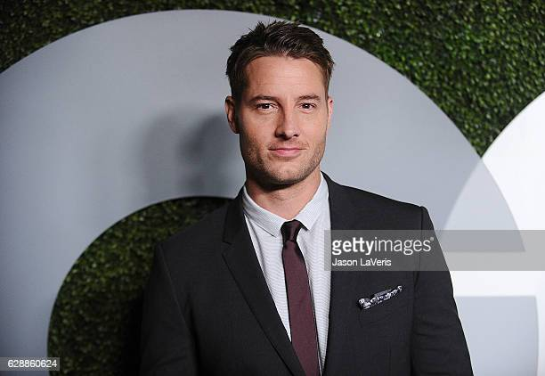 Actor Justin Hartley attends the GQ Men of the Year party at Chateau Marmont on December 8 2016 in Los Angeles California