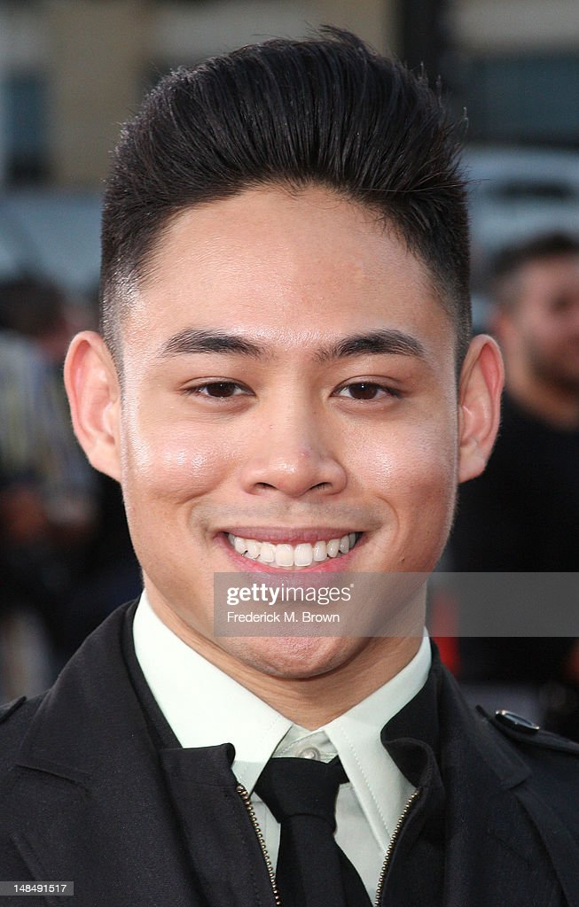 Actor Justin 'Jet Li' Valles attends the Premiere Of Summit Entertainment's 'Step Up Revolution' at Grauman's Chinese Theatre on July 17, 2012 in Hollywood, California.