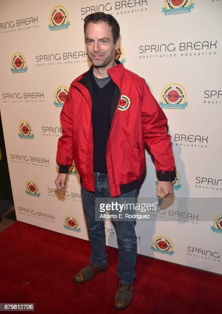 Actor Justin Kirk attends City Year Los Angeles Spring Break on May 6 2017 in Los Angeles California