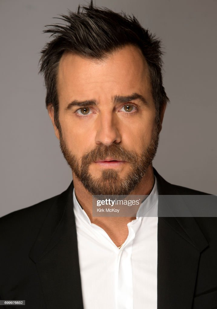 Actor Justin Theroux is photographed for Los Angeles Times on April 28, 2017 in Los Angeles, California. PUBLISHED IMAGE.