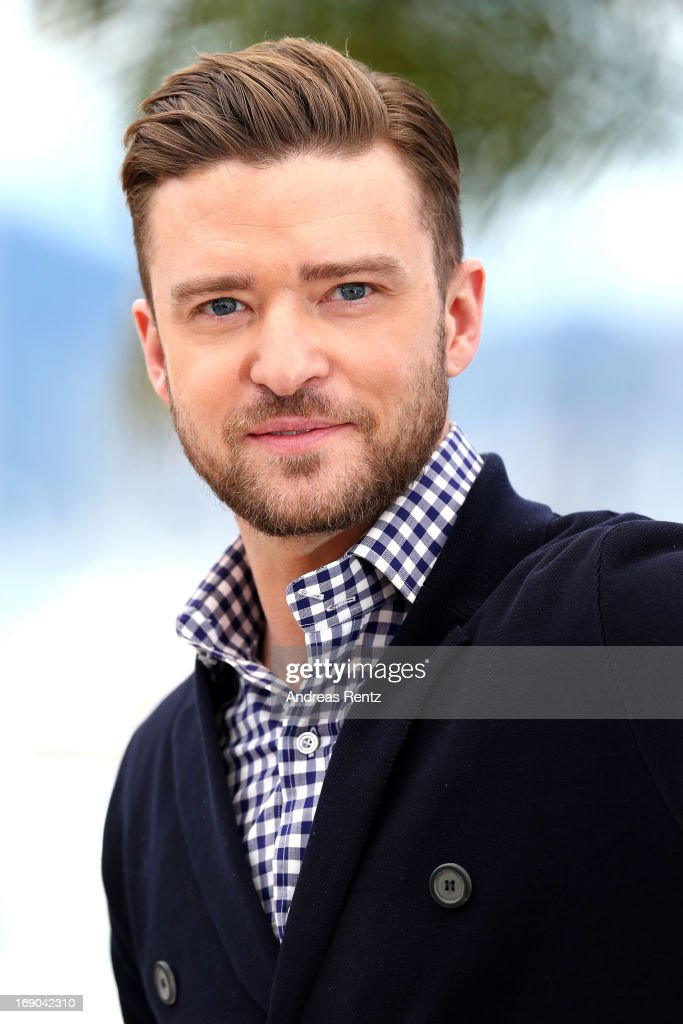 Actor Justin Timberlake attends the 'Inside Llewyn Davis' photocall during the 66th Annual Cannes Film Festival at the Palais des Festivals on May 19...