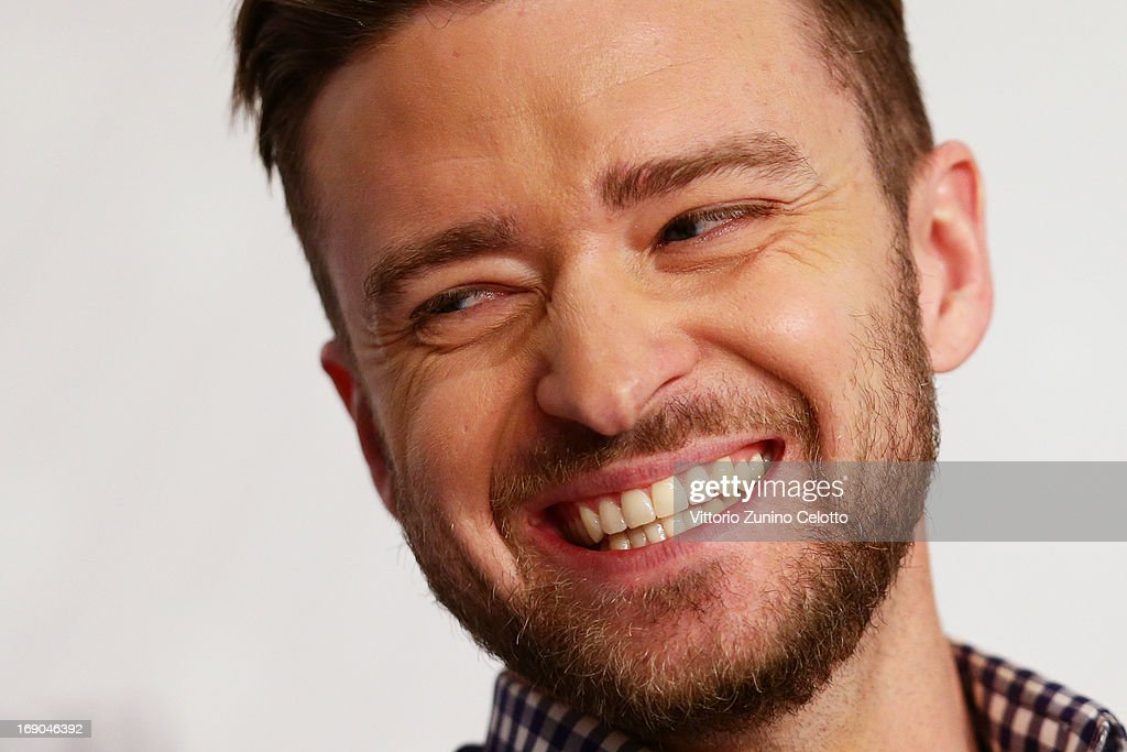 Actor <a gi-track='captionPersonalityLinkClicked' href=/galleries/search?phrase=Justin+Timberlake&family=editorial&specificpeople=157482 ng-click='$event.stopPropagation()'>Justin Timberlake</a> attends the 'Inside Llewyn Davis' Press Conference during The 66th Annual Cannes Film Festival at Palais des Festivals on May 19, 2013 in Cannes, France.