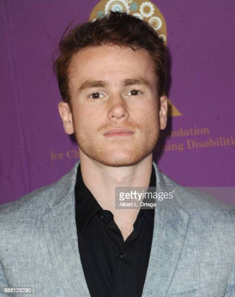 Actor Justin Tinucci arrives for The Jonathan Foundation Presents The 2017 Spring Fundraising Event To Benefit Children With Learning Disabilities...