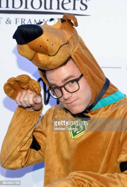 Actor Justin Tinucci attends the Starlight Children's Foundation's Dream Halloween at The MacArthur on October 21 2017 in Los Angeles California