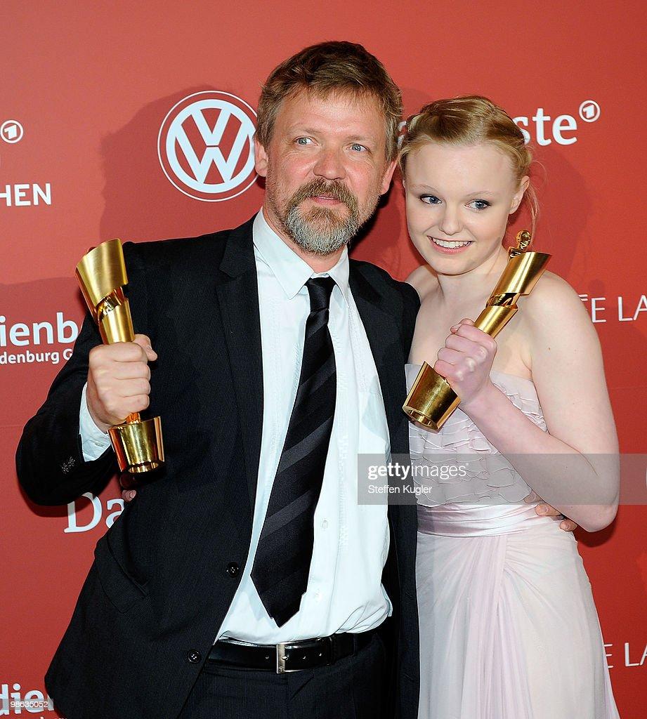 Deutscher Filmpreis 2010 - Winners Board