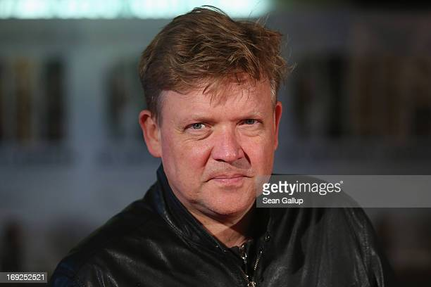 Actor Justus von Dohnanyi attends the premiere of '5 Jahre Leben' at Kino International on May 22 2013 in Berlin Germany