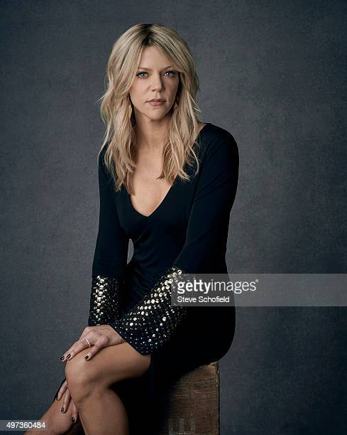 Actor Kaitlin Olson is photographed for Emmy magazine on December 1 2014 in Los Angeles California
