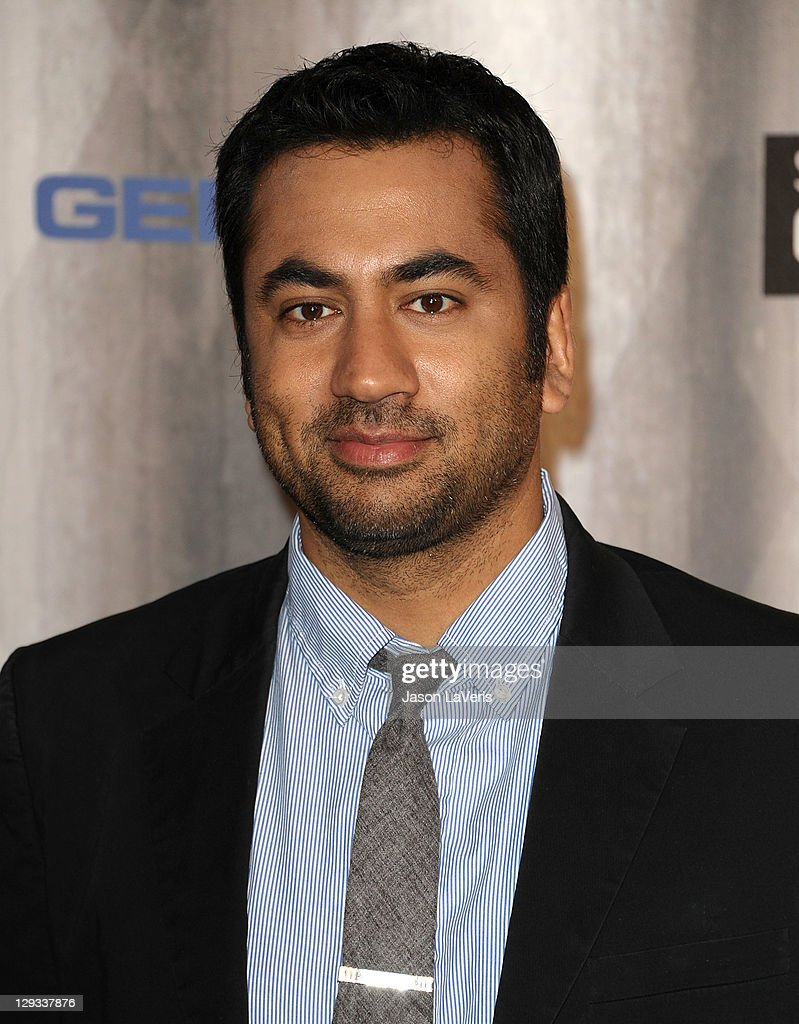 Actor Kal Penn attends Spike TV's 2011 Scream Awards at Gibson Amphitheatre on October 15, 2011 in Universal City, California.