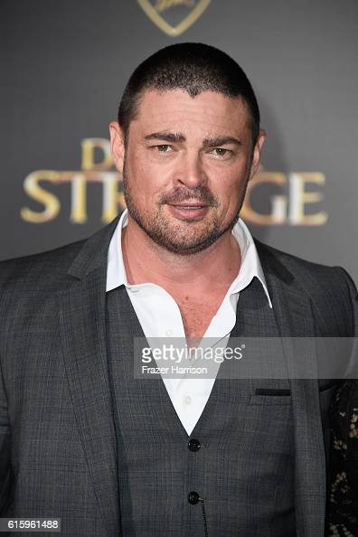 Karl Urban Stock Photos And Pictures Getty Images