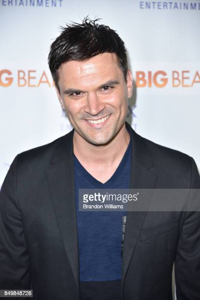 Actor Kash Hovey attends the premier of Blue Fox Entertainment's 'Big Bear' at The London Hotel on September 19 2017 in West Hollywood California