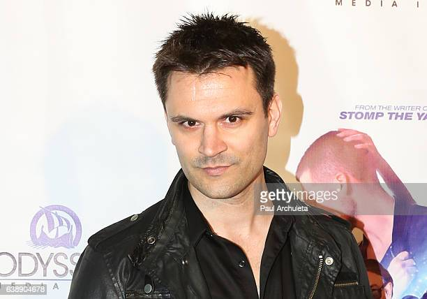 Actor Kash Hovey attends the premiere of '48 Hours To Live' at TCL Chinese 6 Theatres on January 9 2017 in Hollywood California