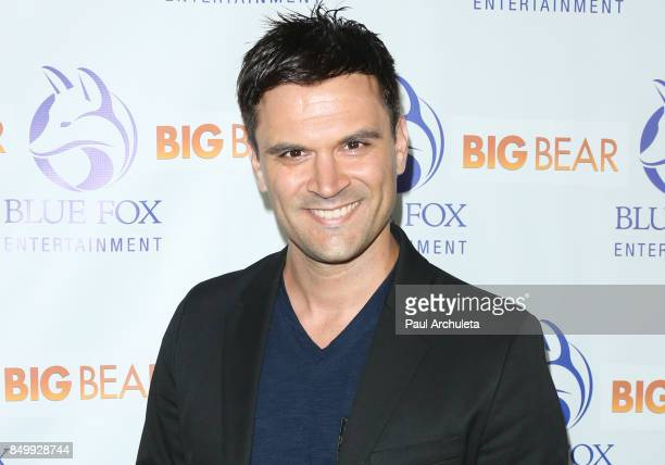 Actor Kash Hovey attends the premiere of 'Big Bear' at The London Hotel on September 19 2017 in West Hollywood California