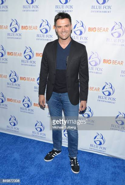 Actor Kash Hovey attends the premiere of Blue Fox Entertainment's 'Big Bear' at The London Hotel on September 19 2017 in West Hollywood California