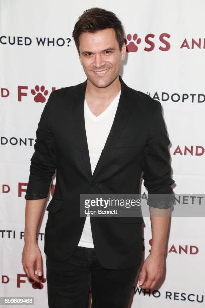 Actor Kash Hovey attends the Premiere Of Mancinetti's 'Loss And Found' at The Downtown Independent on October 9 2017 in Los Angeles California