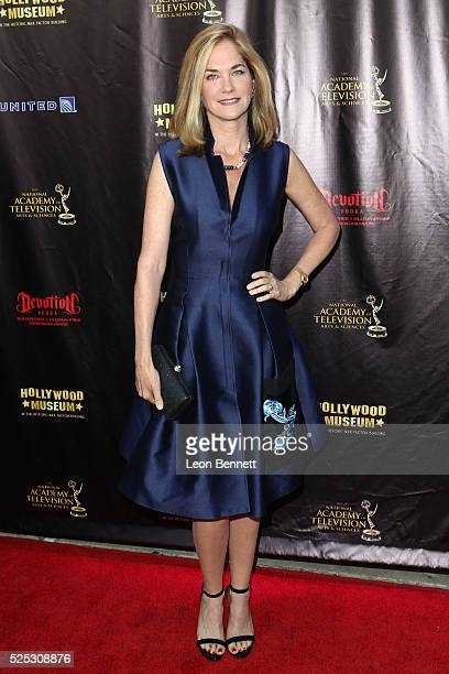 Actor Kassie DePaiva attends the 2016 Daytime Emmy Awards Nominees Reception Arrivals at The Hollywood Museum on April 27 2016 in Hollywood California