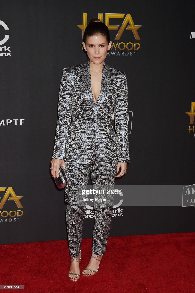 Actor Kate Mara attends the 21st Annual Hollywood Film Awards at The Beverly Hilton Hotel on November 5, 2017 in Beverly Hills, California.