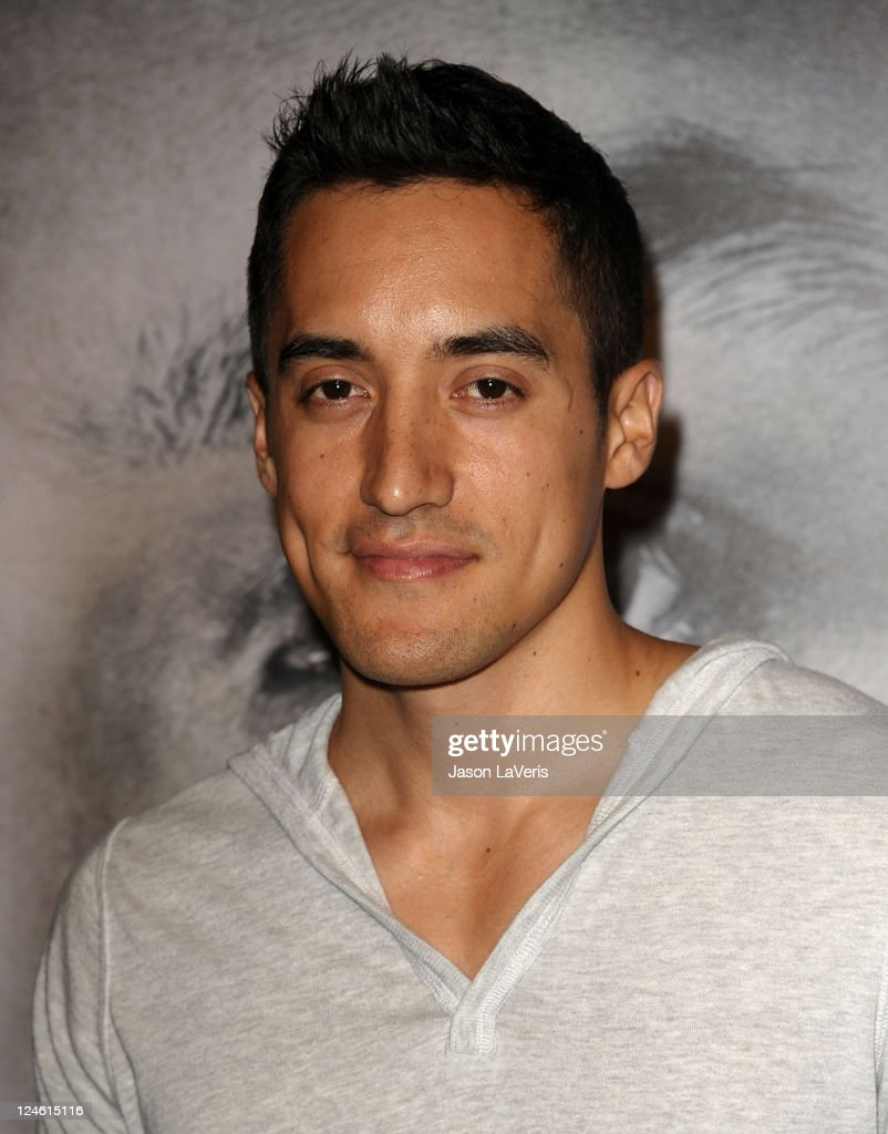 Actor Keahu Kahuanui attends the 'X-Men: First Class' 3D projection party at The Roosevelt Hotel on September 8, 2011 in Hollywood, California.
