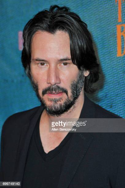 Actor Keanu Reeves attends Premiere Of Neon's 'The Bad Batch' at Resident on June 19 2017 in Los Angeles California