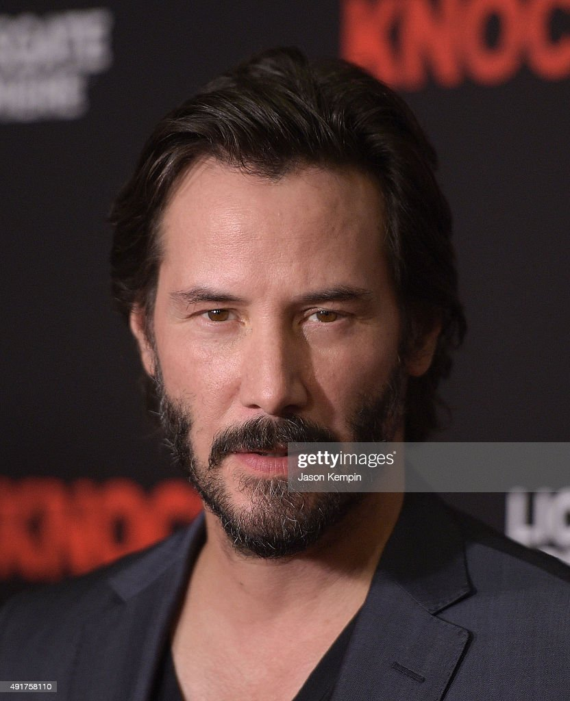 """Premiere Of Lionsgate Premiere's """"Knock Knock"""" - Arrivals"""