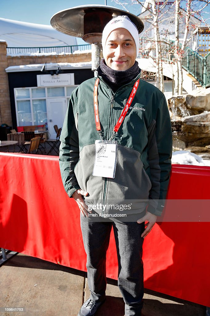 Actor Keegan-Michael Key attends Day 4 of Village At The Lift 2013 on January 21, 2013 in Park City, Utah.