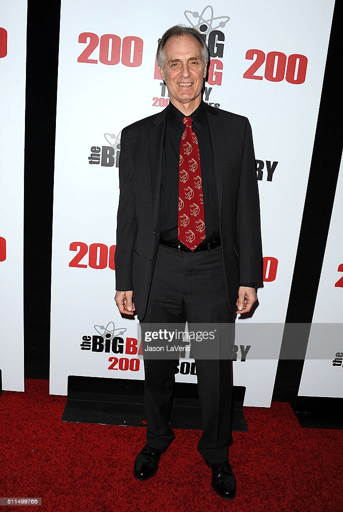 Actor Keith Carradine attends 'The Big Bang Theory' 200th episode celebration at Vibiana on February 20 2016 in Los Angeles California
