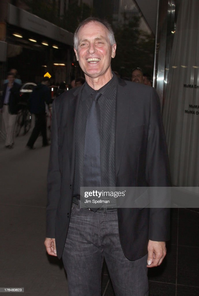 Actor Keith Carradine attends the Downtown Calvin Klein with The Cinema Society screening of IFC Films' 'Ain't Them Bodies Saints' at Museum of...