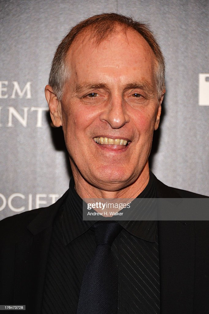 Actor Keith Carridine attends the Downtown Calvin Klein with The Cinema Society screening of IFC Films' 'Ain't Them Bodies Saints' at the Museum of...