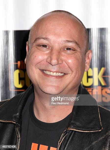 Actor Keith Coogan attends 'The Comeback Kids' Los Angeles Special Screening at Landmark Theatre on February 17 2015 in Los Angeles California