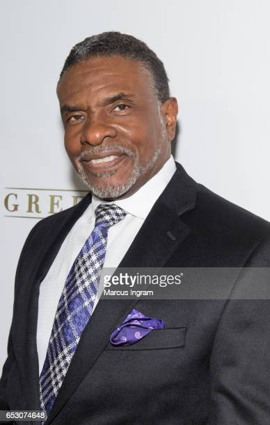 Actor Keith David attends 'Greenleaf' Season 2 Premiere Atlanta screening at SCADshow on March 13 2017 in Atlanta Georgia