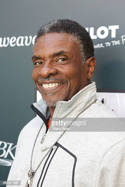 Actor Keith David attends the GBK Pilot Pen PreGolden Globe Gift Lounge on January 11 2014 in Beverly Hills California