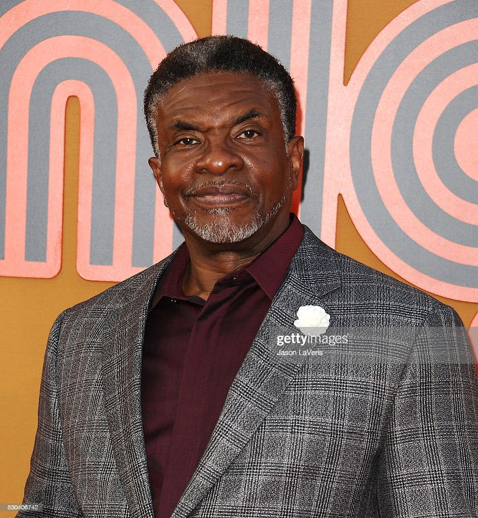Actor Keith David attends the premiere of 'The Nice Guys' at TCL Chinese Theatre on May 10, 2016 in Hollywood, California.