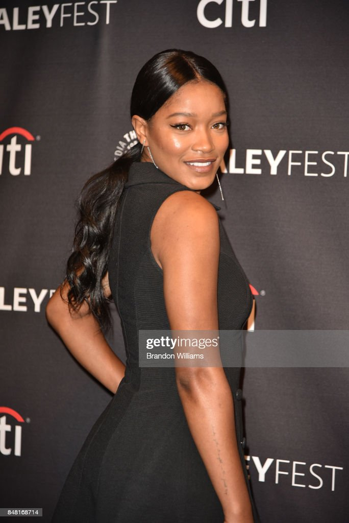 Actor Keke Palmer attends For Media's 11th Annual PaleyFest Fall TV Previews for EPIX at The Paley Center for Media on September 16, 2017 in Beverly Hills, California.