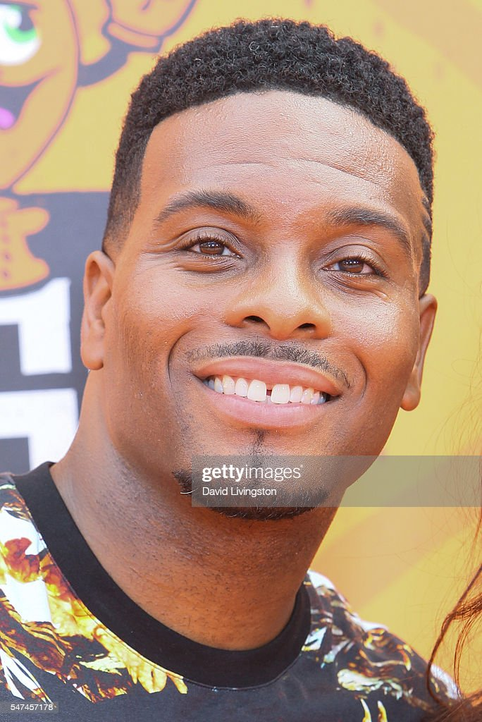 Actor Kel Mitchell arrives at the Nickelodeon Kids' Choice Sports Awards 2016 at the UCLA's Pauley Pavilion on July 14, 2016 in Westwood, California.