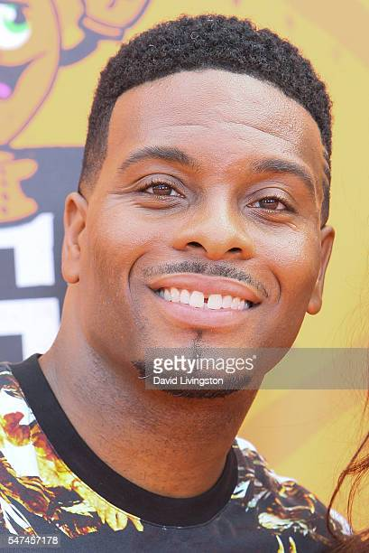 Actor Kel Mitchell arrives at the Nickelodeon Kids' Choice Sports Awards 2016 at the UCLA's Pauley Pavilion on July 14 2016 in Westwood California