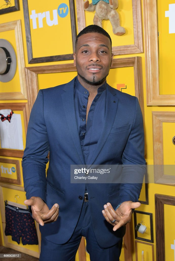 Actor Kel Mitchell at truTV's 'Upscale with Prentice Penny' Premiere at The London Hotel on March 21, 2017 in West Hollywood, California. 26858_001