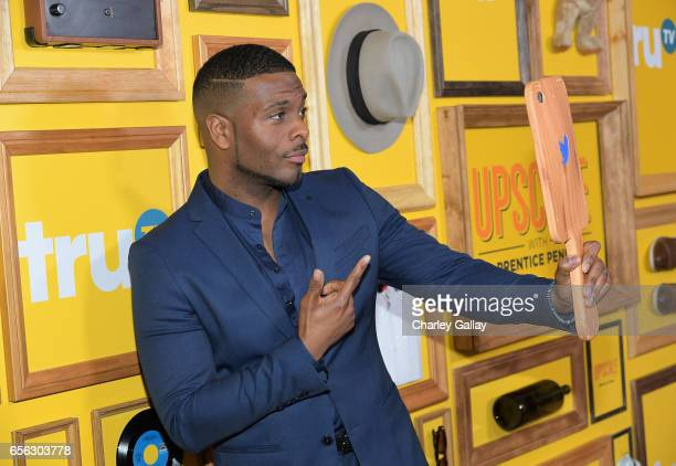 Actor Kel Mitchell at truTV's 'Upscale with Prentice Penny' Premiere at The London Hotel on March 21 2017 in West Hollywood California 26858_001