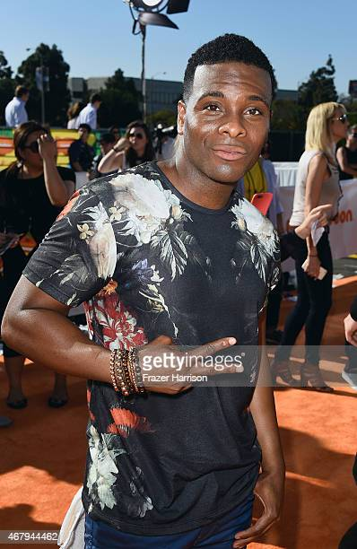 Actor Kel Mitchell attends Nickelodeon's 28th Annual Kids' Choice Awards held at The Forum on March 28 2015 in Inglewood California