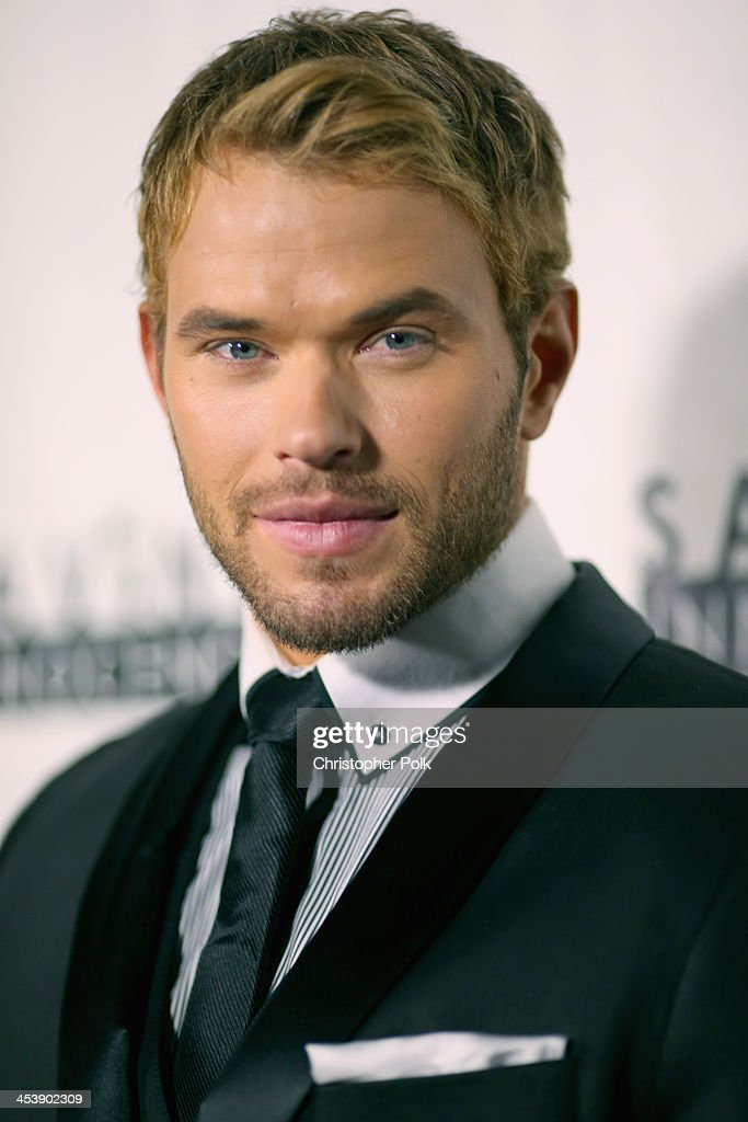 Actor <a gi-track='captionPersonalityLinkClicked' href=/galleries/search?phrase=Kellan+Lutz&family=editorial&specificpeople=683287 ng-click='$event.stopPropagation()'>Kellan Lutz</a> attends the 2nd Annual Saving Innocence Gala at The Crossing on December 5, 2013 in Los Angeles, California.