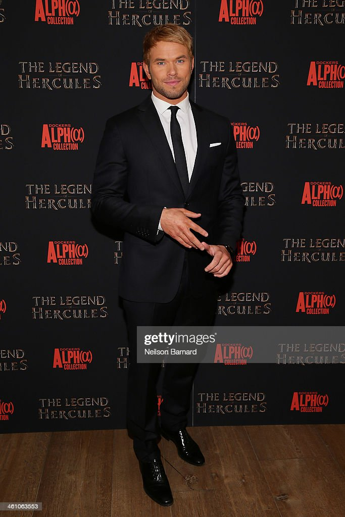 """The Legend Of Hercules"" New York Premiere - Arrivals"