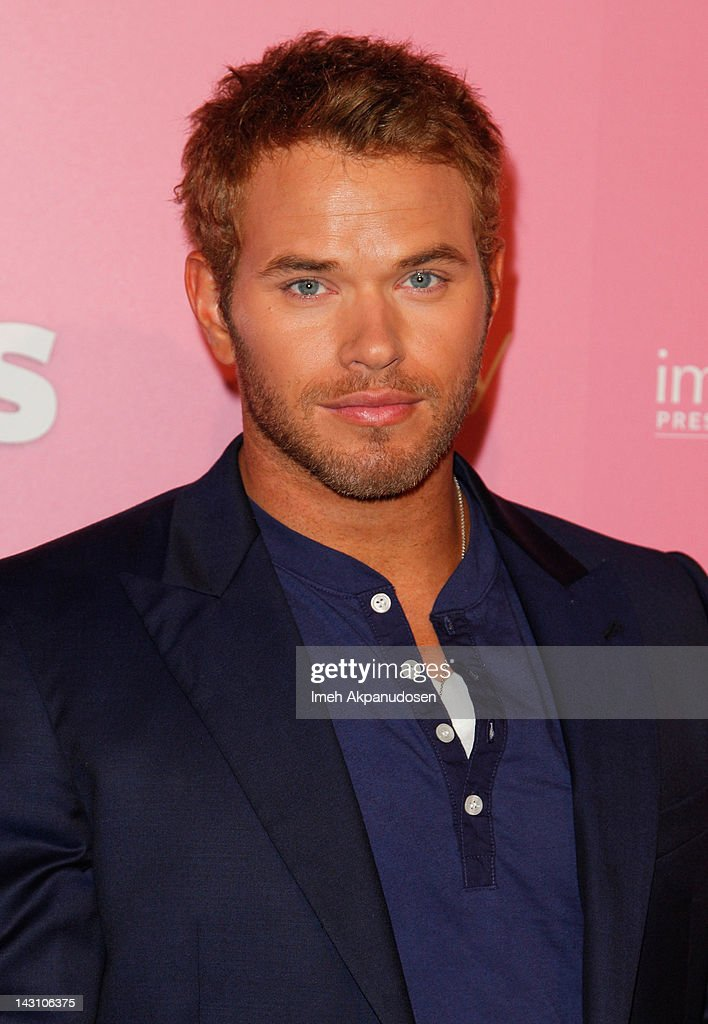 Actor <a gi-track='captionPersonalityLinkClicked' href=/galleries/search?phrase=Kellan+Lutz&family=editorial&specificpeople=683287 ng-click='$event.stopPropagation()'>Kellan Lutz</a> attends the Us Weekly Hot Hollywood Style Event at Greystone Manor Supperclub on April 18, 2012 in West Hollywood, California.