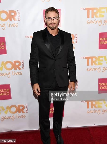 Actor Kellan Lutz attends 'TrevorLIVE LA' Honoring Robert Greenblatt Yahoo and Skylar Kergil for The Trevor Project at Hollywood Palladium on...