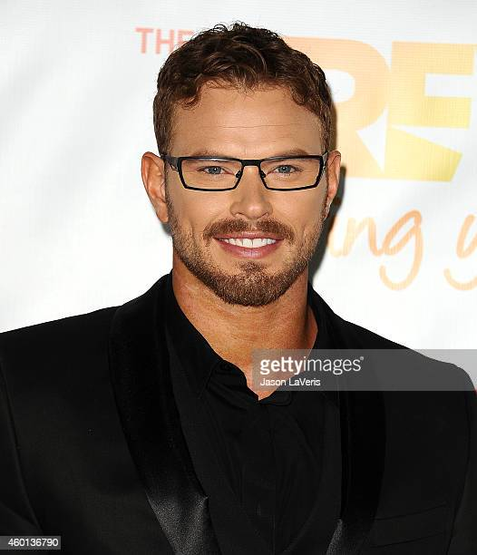 Actor Kellan Lutz attends TrevorLIVE Los Angeles at the Hollywood Palladium on December 7 2014 in Los Angeles California