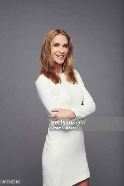 Actor Kelly Lynch of Audience Network's 'MrMercedes' poses for a portrait during the 2017 Summer Television Critics Association Press Tour at The...