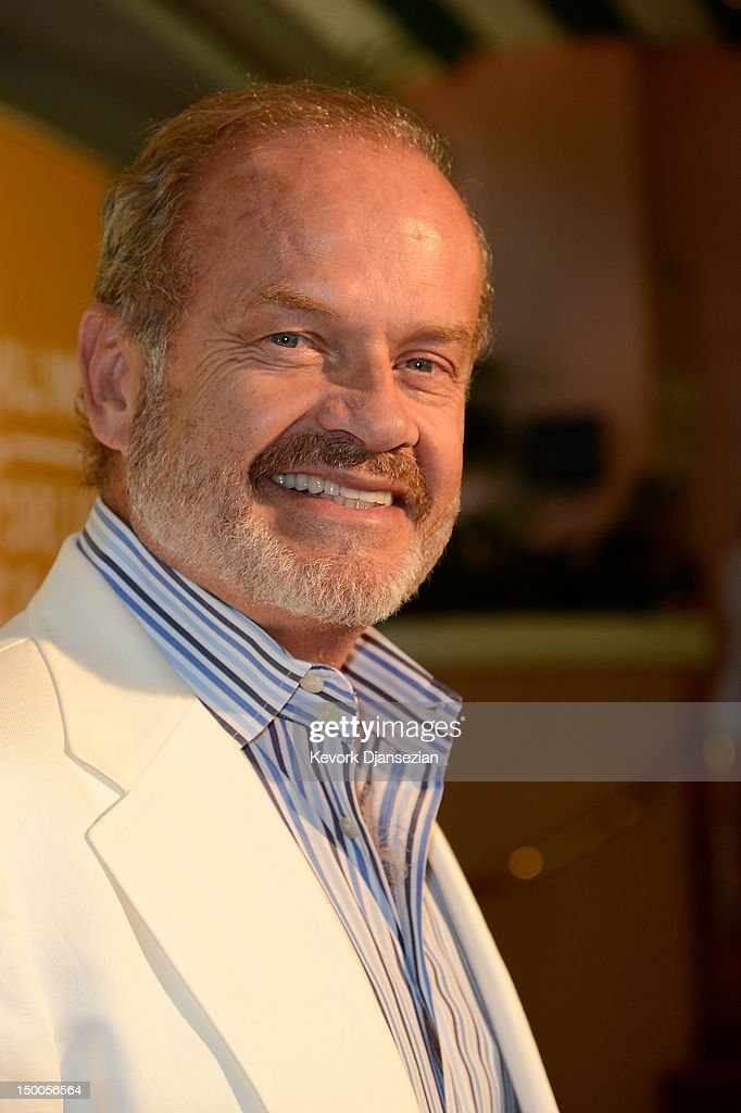 Actor Kelsey Grammer arrives at the Hollywood Foreign Press Association's 2012 Installation Luncheon held at the Beverly Hills Hotel on August 9, 2012 in Beverly Hills, California.