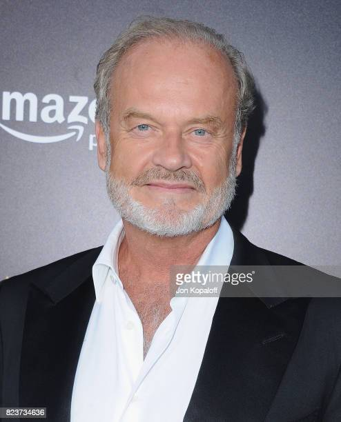 Actor Kelsey Grammer arrives at the Premiere Of Amazon Studios' 'The Last Tycoon' at the Harmony Gold Preview House and Theater on July 27 2017 in...