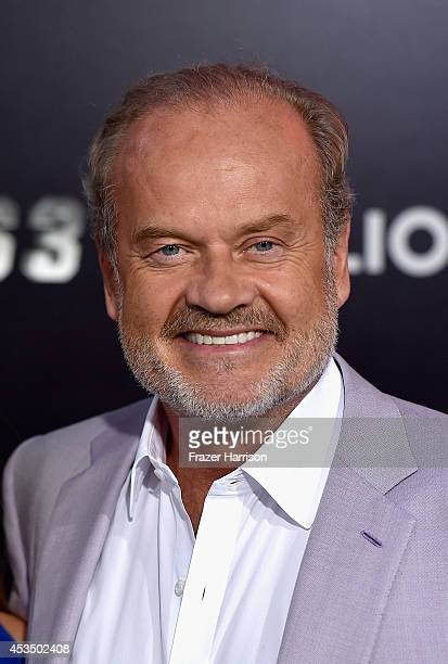 Actor Kelsey Grammer arrives at the Premiere Of Lionsgate Films' 'The Expendables 3' at TCL Chinese Theatre on August 11 2014 in Hollywood California
