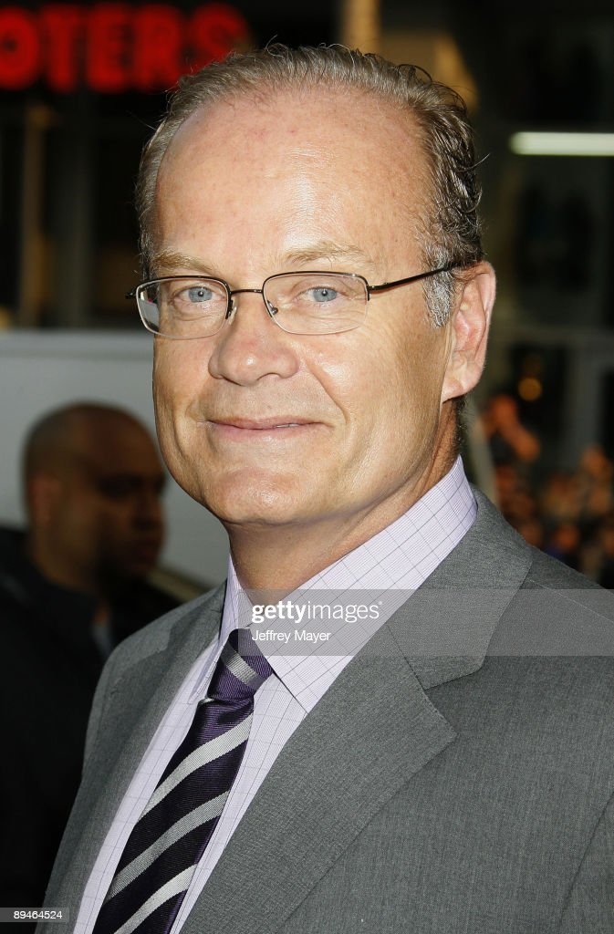 Actor Kelsey Grammer arrives at 'X-Men Origins: Wolverine' Los Angeles Industry Screening at the Grauman's Mann Chinese Theater on April 28, 2009 in Hollywood, California.