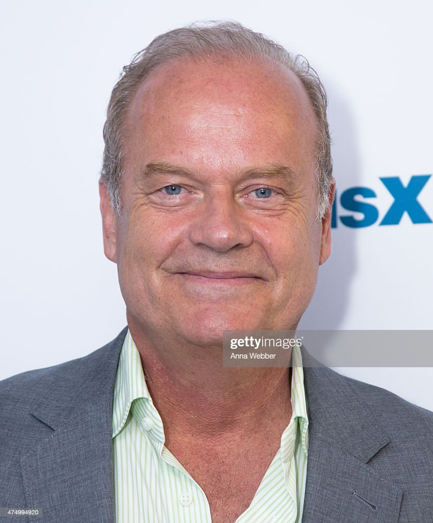 Actor Kelsey Grammer attends SiriusXM's 'Town Hall' at SiriusXM Studio on May 28, - actor-kelsey-grammer-attends-siriusxms-town-hall-at-siriusxm-studio-picture-id474994920
