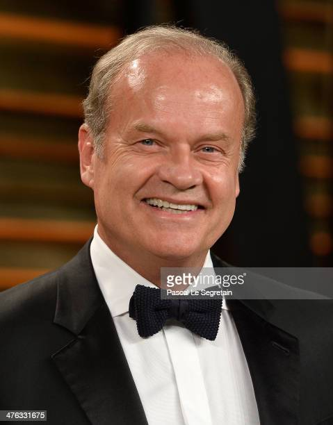 Actor Kelsey Grammer attends the 2014 Vanity Fair Oscar Party hosted by Graydon Carter on March 2 2014 in West Hollywood California