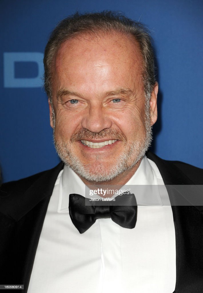 Actor Kelsey Grammer attends the 65th annual Directors Guild Of America Awards at The Ray Dolby Ballroom at Hollywood & Highland Center on February 2, 2013 in Hollywood, California.